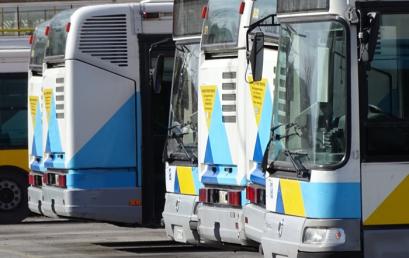 Δωρεάν λεωφορειακή γραμμή Νέος Βουτζάς – Μαραθώνας