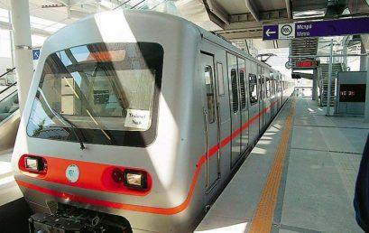 Δρομολόγια Μετρό από το Αεροδρόμιο Αθήνας