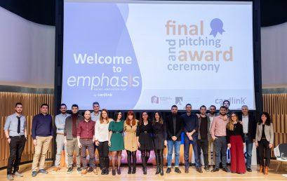 """3o Βραβείο για το Παμε Στάση στον διαγωνισμό """"emphasis"""" από την Cardlink"""