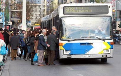 Ανακοίνωση για νέα λεωφορεία έως το τέλος του 2021
