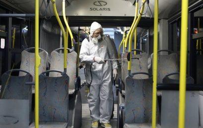 Κορωνοϊός: Nέα μέτρα στα Μέσα Μαζικής Μεταφοράς