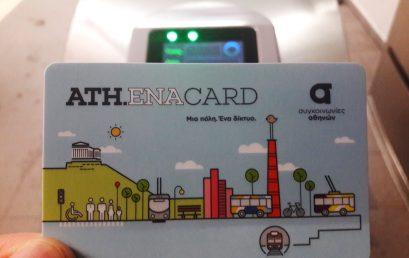 Αποζημίωση σε όλους τουςκατόχους προσωποποιημένων καρτών ATH.ENA Card